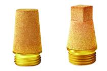 SC/SCQ Type Series Muffler Steel Copper Plating Feel SC/SCQ Type Series Muffler Steel Copper Plating Feel