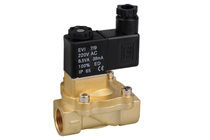 2V Series Two-positiom Two-way Solenoid Valve 2V Series Two-positiom Two-way Solenoid Valve